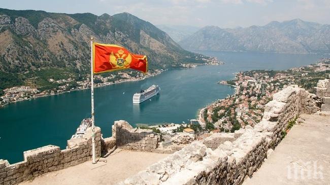 Анти-НАТО партии в Черна гора обсъждат провеждането на референдум...