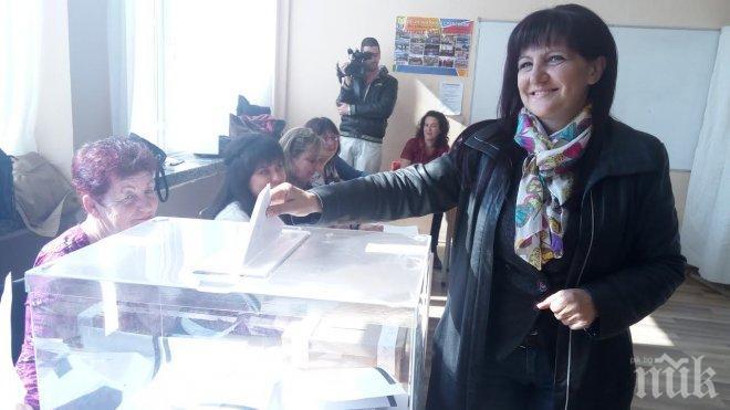 Цвета Караянчева: Гласувах за това Кърджали да не бъде ничий бастион