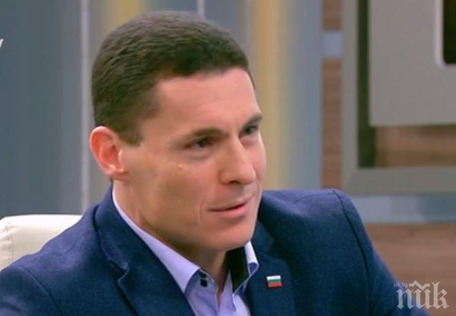 Младият лидер на АБВ: Само ние сме пречка Борисов пак да управлява