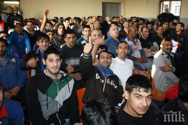 Отборът на затвора гласува за БСП! Червените сгазиха ГЕРБ с 36:16 в... Бургаския пандиз