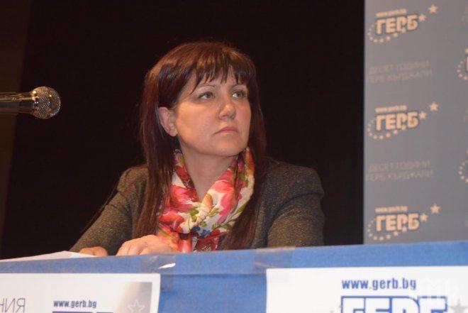 Цвета Караянчева сигурна за 44-то Народно събрание от Кърджали