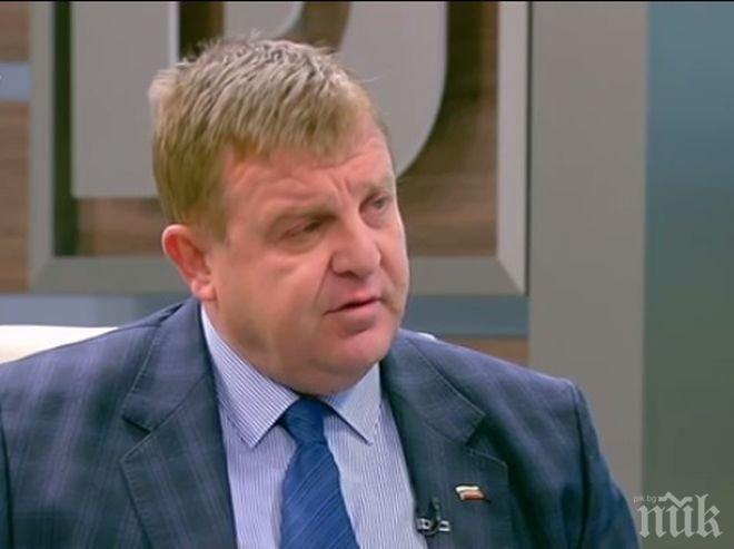 Каракачанов разкри защо го искат и ГЕРБ, и БСП! Патриотът не ще да е министър