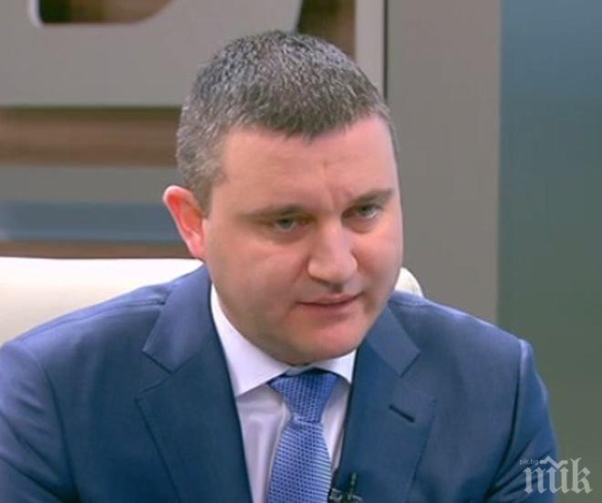 БОМБА В ЕФИРА! Горанов посече Марешки: Не ни е интересен! Нахлува с остър популизъм и това ни отблъсква