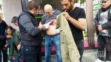 КЛАНЕ! Трима кюрди са намушкани с нож при сблъсъците пред турското консулство в Брюксел