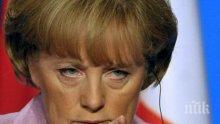 Меркел отхвърли призива на Тереза Мей за паралелни преговори