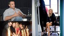 ГОРЕЩИ ИНТРИГИ! Венета Райкова яхна метлата! Блондинката заля с жлъч Нова и Би Ти Ви, персонално оплю Юксел - искал от нея още пари в съда (СНИМКА)