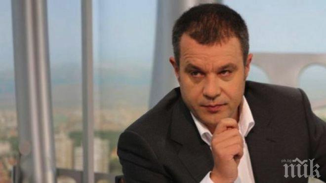 Кошлуков: Малките партии ще крепят кабинета, защото нямат интерес от нови избори
