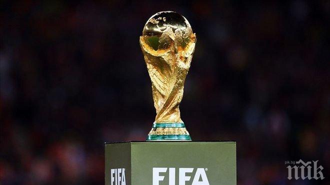 Новите предложения на ФИФА: 16 отбора от Европа и плейоф от шест тима за Мондиал 2026