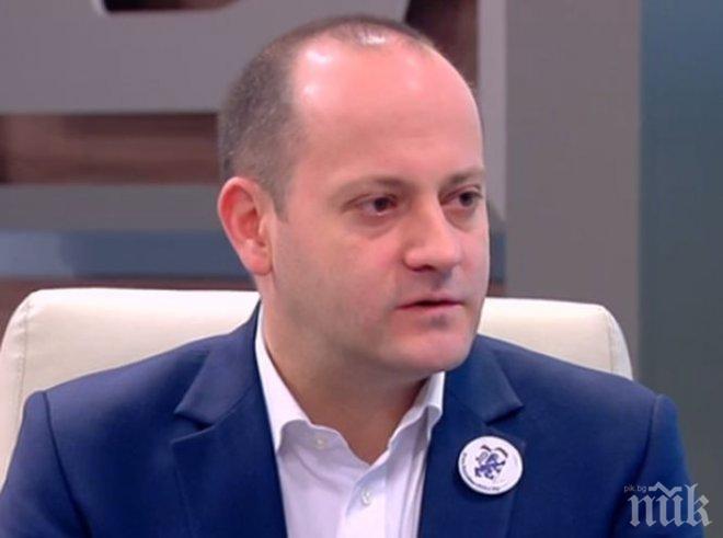 От последните минути: Лидерът на ДСБ Радан Кънев хвърли оставка, сменя го Вили Лилков (ОБНОВЕНА)