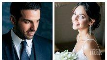 СЕНЗАЦИЯ! ПИК TV гръмна светската бомба на годината - вижте за пръв път сватбата на Благой Георгиев и Есмер (ТАЙНО ВИДЕО И НЕПУБЛИКУВАНИ СНИМКИ)