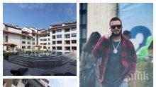 ФОТО БОМБА В ПИК! Криско се замогна! Рапърът брои четвърт милион за апартамент в Квартала на богатите! (ПАПАРАШКИ СНИМКИ)