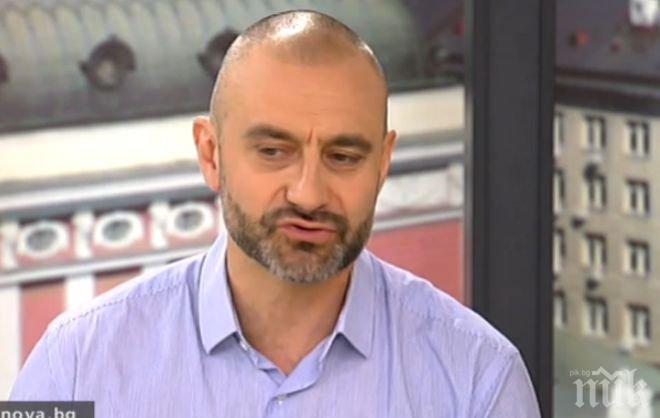 Калин Вельов с изненадващо признание: Изборите са само началото на работата ми в политиката