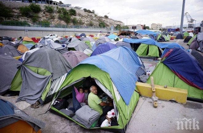 Бърза реакция! Гърция връща по бърза процедура мигранти на Турция