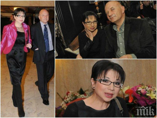 СЕНЗАЦИЯ! Цветанка Ризова заряза мъжа си и залюби известен политик