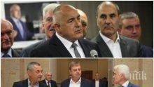 ГОРЕЩА ТОЧКА! Каракачанов разкри нови подробности за преговорите с ГЕРБ! Избистриха ли се министрите и какво се случва с критичните 300 лева за пенсия