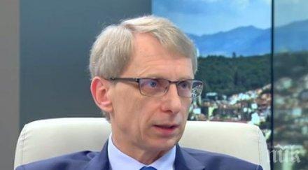 ново образователният министър денков накисна даниел вълчев скандала фалшивите дипломи