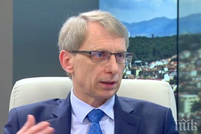 НОВО 20! Образователният министър Денков накисна Даниел Вълчев за скандала с фалшивите дипломи от СУ