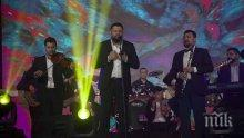 Тони Стораро записа албум с хитовете на Василис Карас