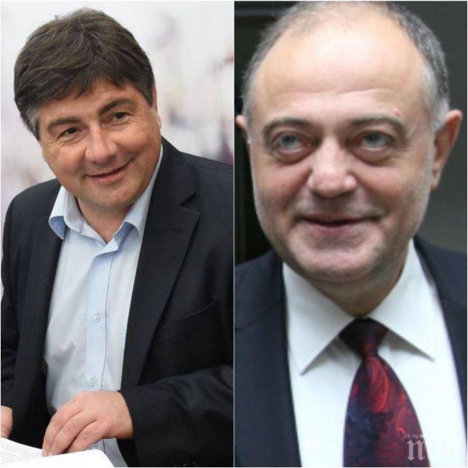ПОД СУРДИНКА! СДС и ДСБ стягат сватба - Косьо Марков и генерал Атанасов са главните сватовници