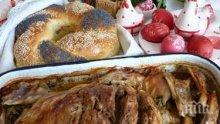 Топ готвач съветва: Розмарин е тайната на вкусното агнешко, за козунака слушайте баба си