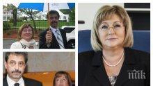 БЕЗСИЛИЕТО НА ТЕМИДА! Прокуратурата с немощен опит да измие срама за КТБ - не може да пипне банкера-беглец Цветан Василев и опря до жена му