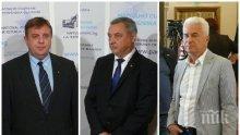 Патриотите в целувката на смъртта - как Борисов ще ги опитоми като Реформаторите