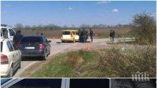 ШОК И УЖАС! Убийцата на таксиметровия шофьор край Варна тренирала за смъртоносния удар! Ден по-рано ръгала в…