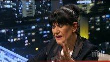 Водещата на ПИК TV Ива Николова: Президентът е плашещ, държавата е под диктат