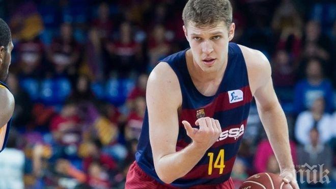 Сашо Везенков ще участва в Драфта на НБА