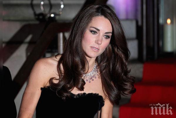Кейт Мидълтън пръсна 57 бона за дрехи