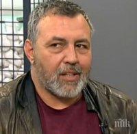 Христо Мутафчиев: Ръката на Господ ме докосна