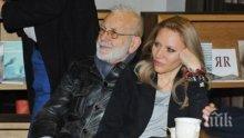 """САМО В ПИК И """"РЕТРО""""! Ицко Финци иска още бебета - легендарният актьор не се притеснява, че ще чукне 84 с бебе на ръце"""