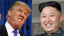 """САЩ и Южна Корея са готови да """"накажат"""" КНДР в случай на нови провокации"""