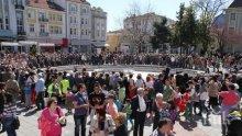 Пловдив посреща Великден с 500-килограмов козунак