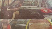 КОРЕННА ПРОМЯНА! Влюбената в политик Цветанка Ризова подкара джип за 80 бона! Водещата отпра дупе като на Джей Ло (СНИМКИ)