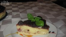 Торта с кроасани и крем</p><p>