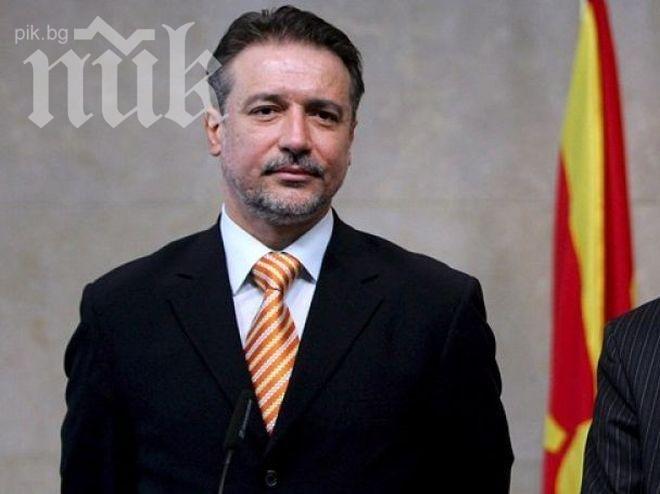 Бранко Цървенковски: Исканията на България са толкова големи, че компромисът е невъзможен