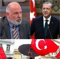 УЖАСЯВАЩА ПРОГНОЗА! Бивш консул в Турция: Гражданската война чука на вратата
