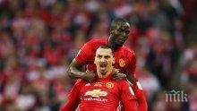Манчестър Юнайтед, Аякс, Лион и Селта се класираха за полуфиналите в Лига Европа след драми