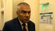 ИЗВЪНРЕДНО И САМО В ПИК TV! Марешки: Ще подкрепяме всеки, който работи в интерес на България, дори ако е БСП (ОБНОВЕНА)
