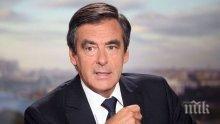 Кандидат за президент на Франция стана жертва на крадци