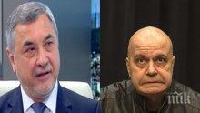 БОМБА! Валери Симеонов се закани: Следващият скалп, който ще окача на стената, ще бъде на Слави Трифонов