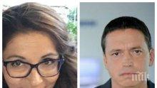 Помията покрай скандала в Нова тв продължава да се лее! Васил Иванов отговори на бившата си началничка: Поредните лъжи на къртицата Сарелска!