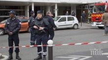 От вътрешното министерство на Франция опровергаха информациите за втора престерелка в Париж