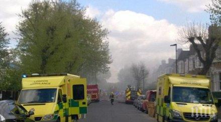 Два ареста в Лондон по подозрения за подготовка на терористични  актове