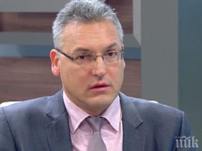 ЕКСКЛУЗИВНО В ПИК TV! Валери Жаблянов и Явор Нотев за новите си постове като зам.-председатели на парламента
