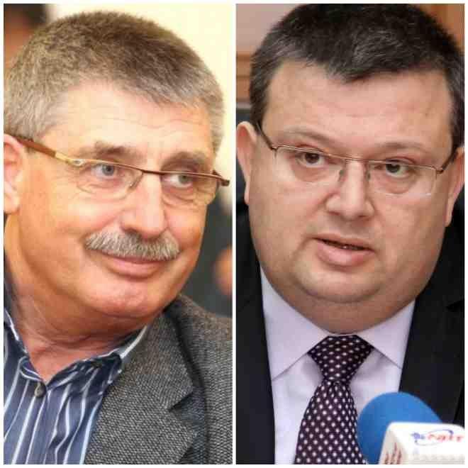 ПЪРВО В ПИК! Цацаров отвръща на удара: Сашо Дончев поиска от мен да натискам прокурори, които разследват природния газ!