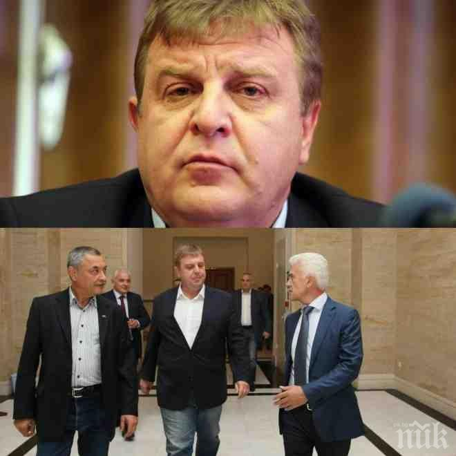 САМО В ПИК! Лидерът на ВМРО Красимир Каракачанов с първи разкрития за бъдещия кабинет - ще стане ли министър на отбраната