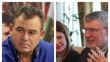 Богомил Бонев съсипа Сашо Дончев: Мишкуваш и пускаш тъп запис от софра! Много е мъжествено пред Дамски клуб да се похвалиш, че си притискан