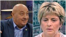 Весела Лечева: Нека Гергов да вади скелети от гардероба, ние не се притесняваме от нищо